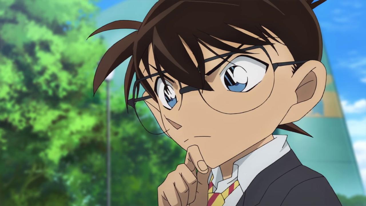 Detective Conan The Movie 20 : The Darkest Nightmare | นักสืบ, วอลเปเปอร์,  วอลเปเปอร์โทรศัพท์