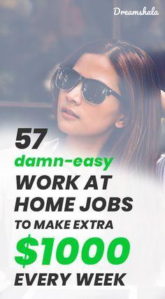 Legit Online Jobs That Pay Weekly – 89 Companies Hiring Now in 2020