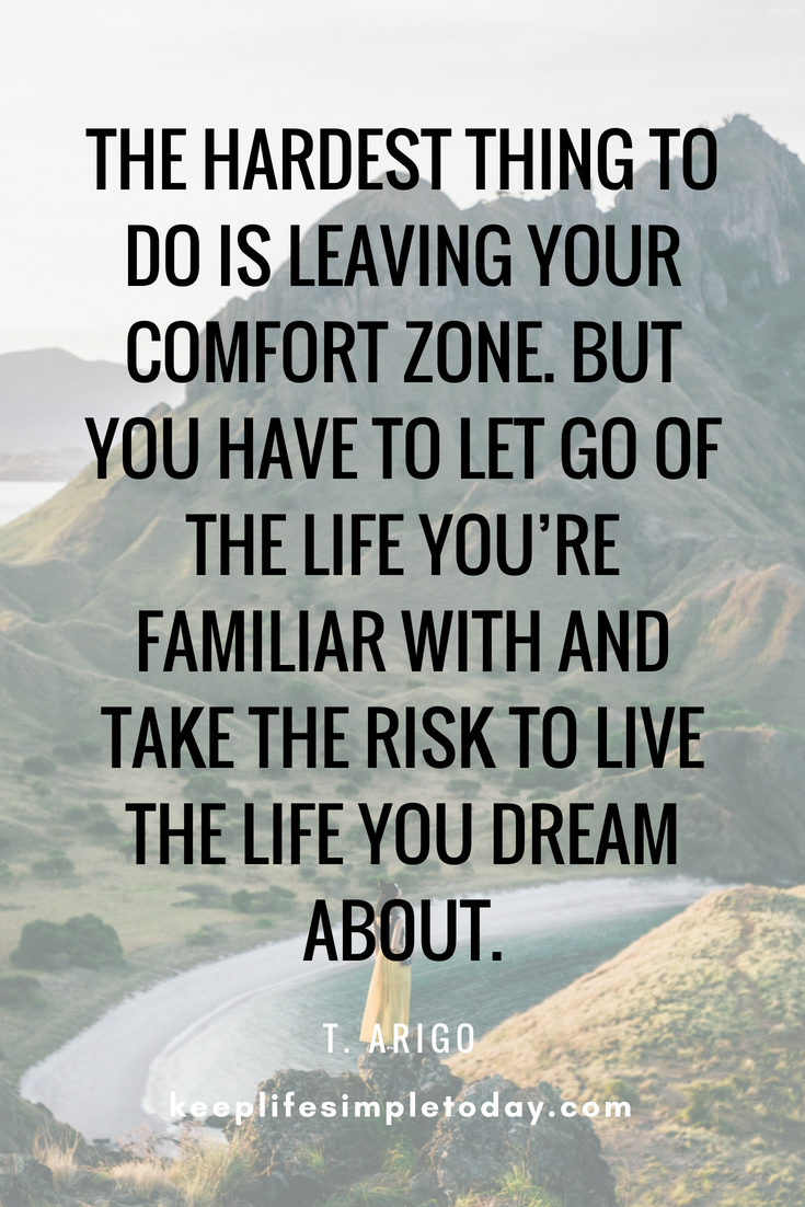 7 Ways To Break Out Of Your Comfort Zone Guide Comfort Quotes