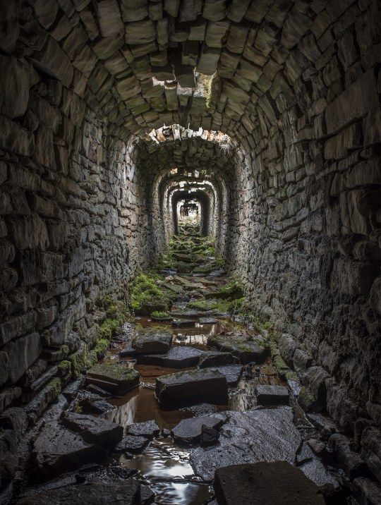 abandoned places on Tumblr