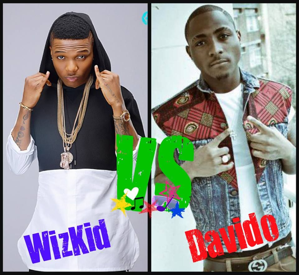 WizKid and Davido | Music on my mind