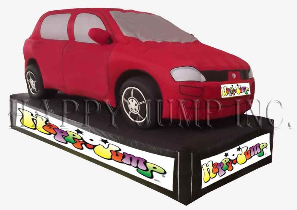 Inflatable Car: Bounce House For Sale |Jumpers For Sale | Inflatable Slide | Happy jump
