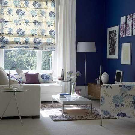 sala azul 1 Quero decorar Pinterest Interiors