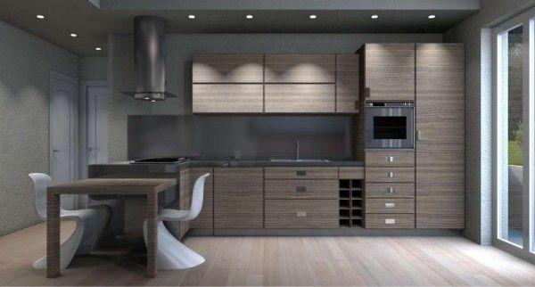 Come illuminare la cucina consigli | MILANO DESIGN WEEK | Kitchen ...
