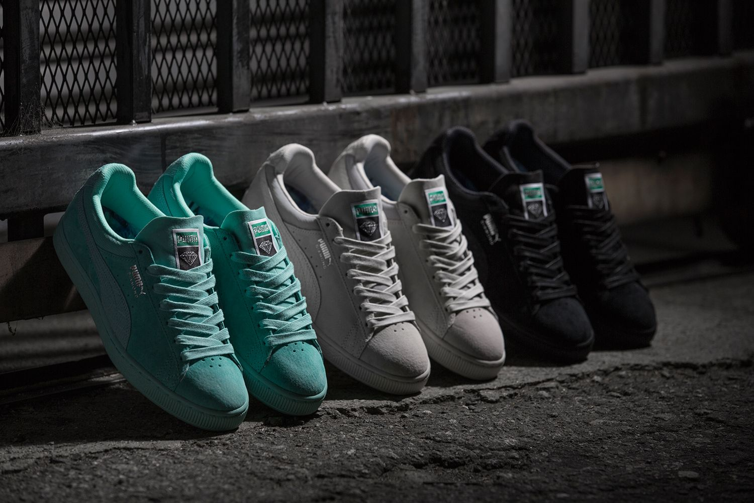 PUMA and Diamond Supply Co. Are Back With Another Sneaker