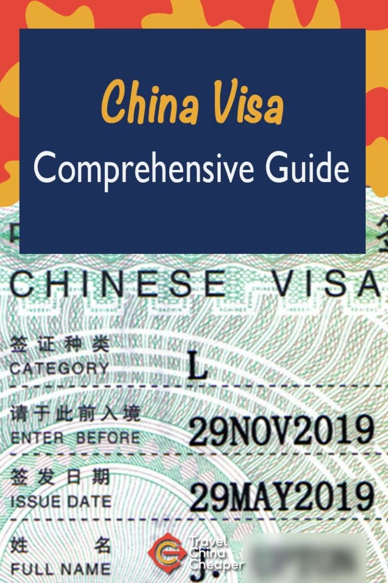How Long To Get A China Visa In Usa
