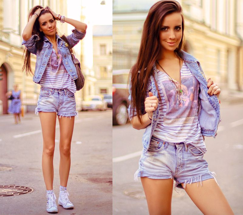 Tops For Shorts