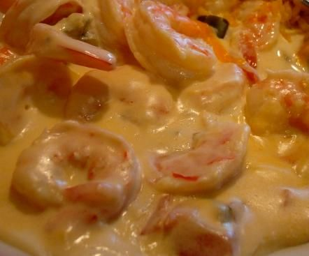 Camarones En Crema Chipotle Fácil Receta Recetas De Comida Recetas Mexicanas Camarones Recetas