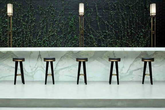 Creature De Paris Jo Yana Design Bar Restaurant Design D Interieur Du Bar Deco Design