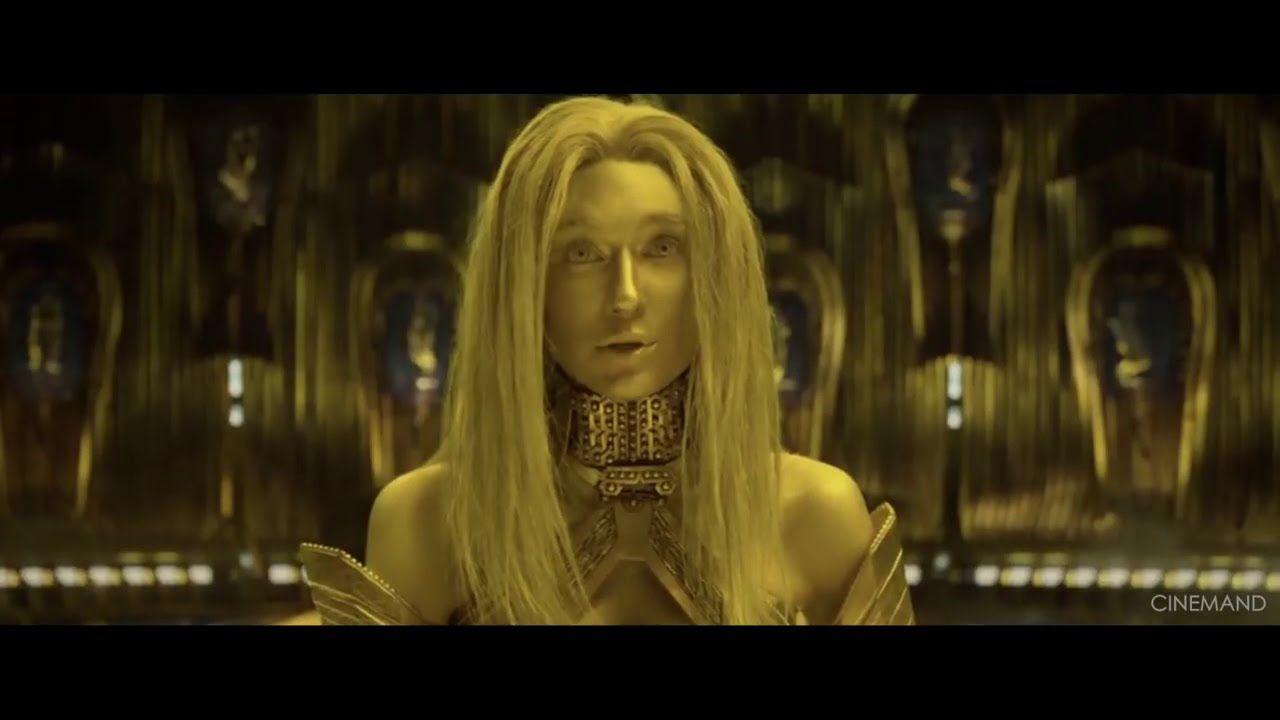 Guardians Of The Galaxy Vol 2 Adam Warlock Full Scene Full Hd