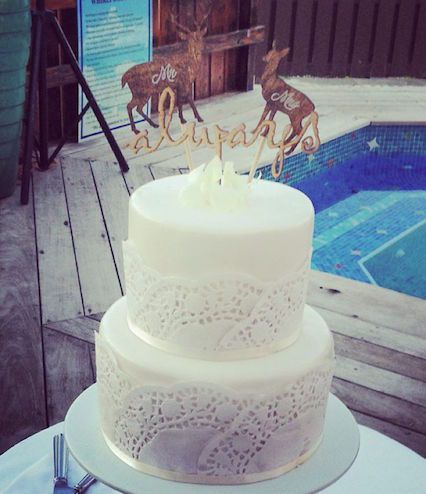 9 Harry Potter Wedding Cakes For Hardcore Fans | Harry potter ...