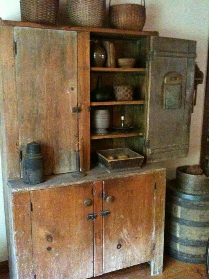 Tinkertown Antiques Primitive Farmhouse Inspiration Pinterest