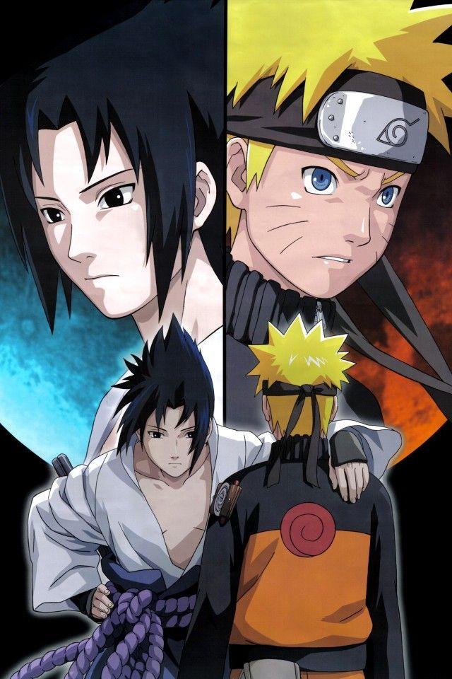 Anime Live Wallpaper Iphone Naruto Bakaninime In 2021 Naruto And Sasuke Wallpaper Naruto Vs Sasuke Naruto Uzumaki Shippuden