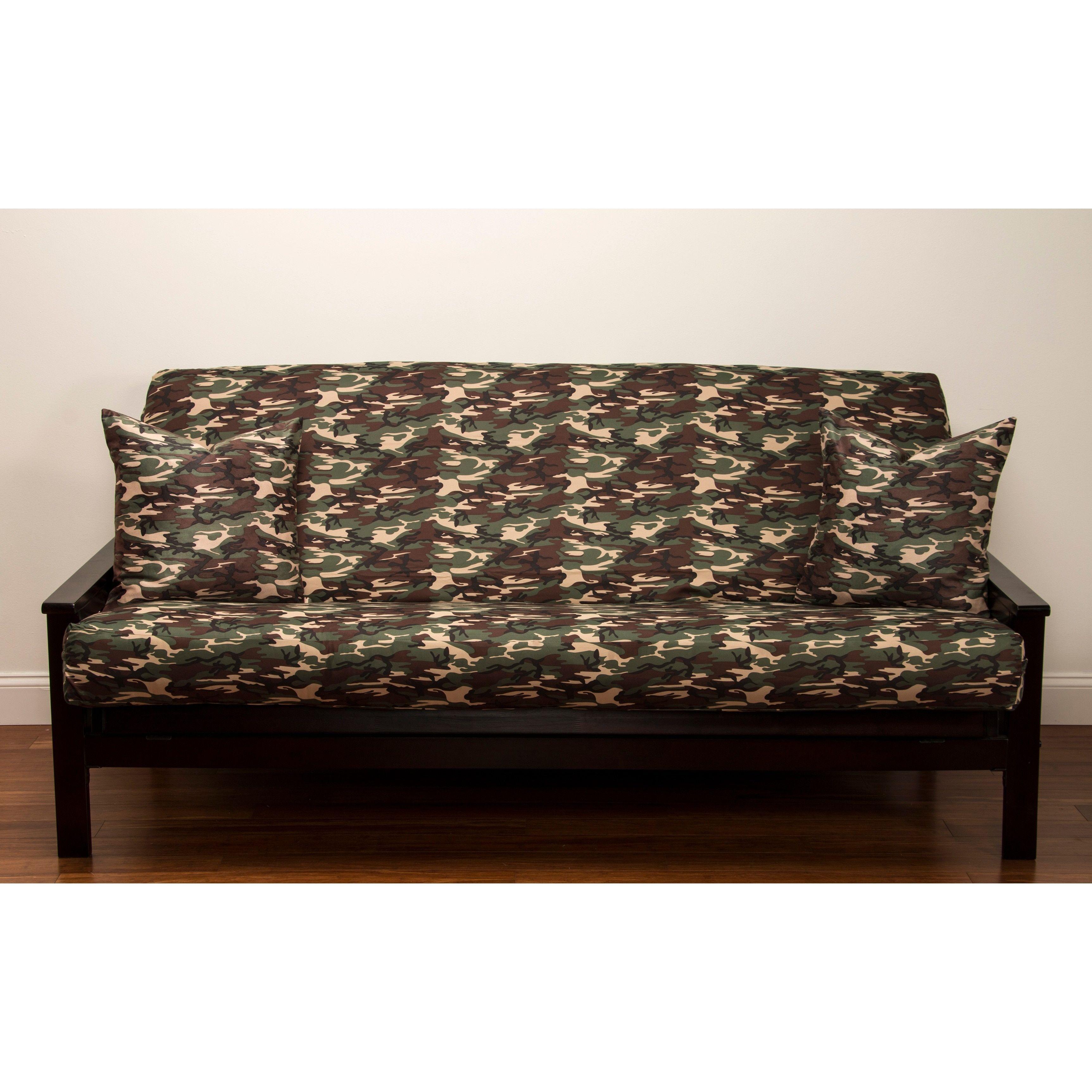 Camo Sofa Bed Baci Living Room