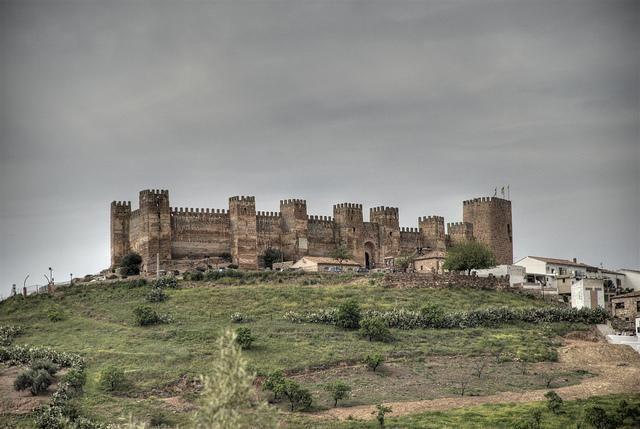 Meson Despenaperros On Beautiful Castles Medieval Castle