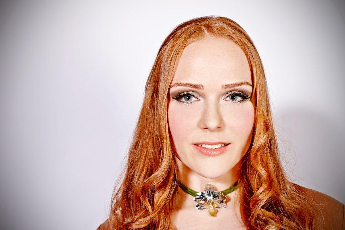 Sandy Dietrich German Redhead Model