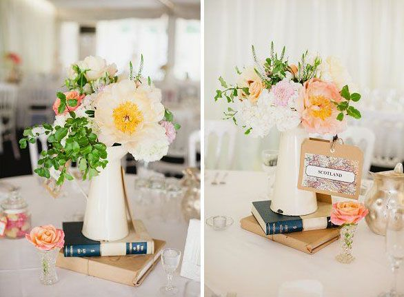 20 creative wedding giveaway ideas for a perfect day centerpieces 20 creative wedding giveaway ideas for a perfect day junglespirit Image collections