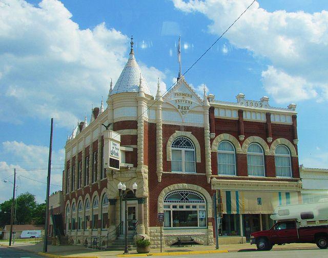 Farmers Drovers Bank Council Grove Kansas