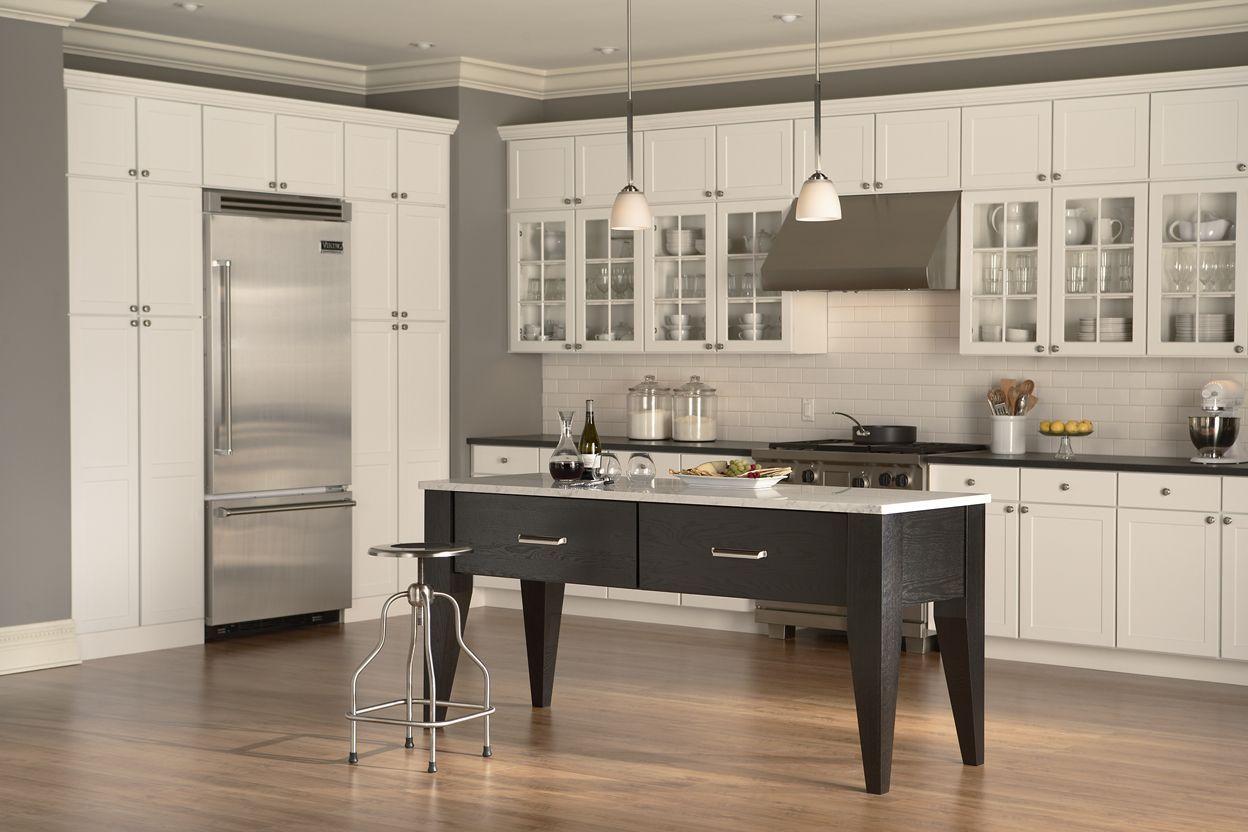 Semi-Custom Kitchen Cabinets in 2018 | Wolf Designer Kitchen ...