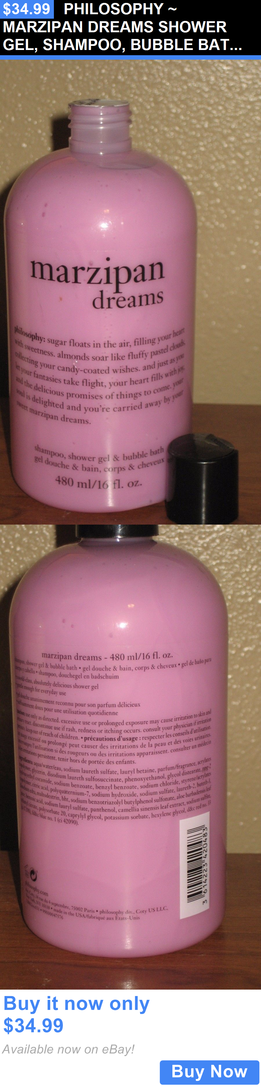 body washes and shower gels philosophy marzipan dreams shower body washes and shower gels philosophy marzipan dreams shower gel shampoo bubble