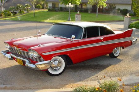#40 The 1958 Plymouth Fury in Christine