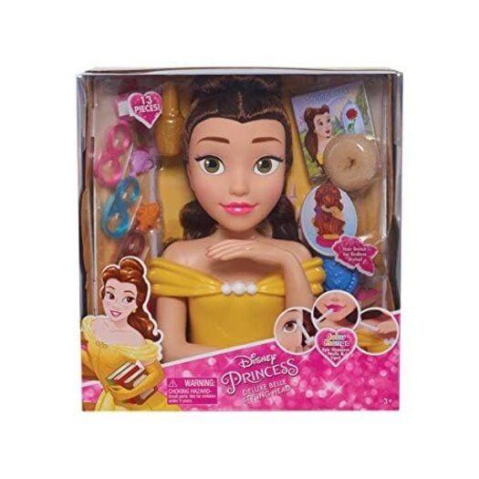 Disney Princess Belle Deluxe Styling Head