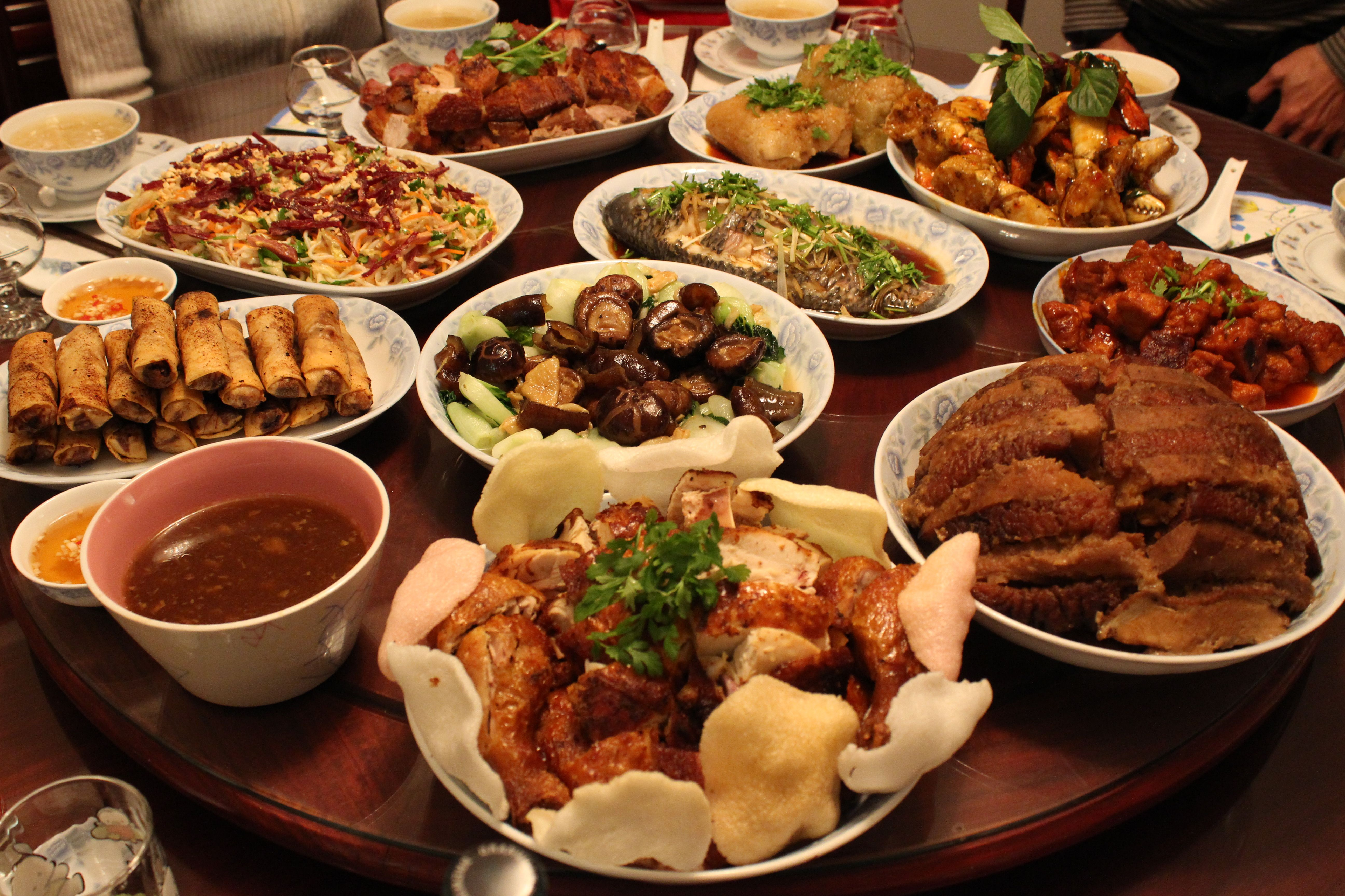 Chinese New Year Eve Dinner Chinese new year eve, New