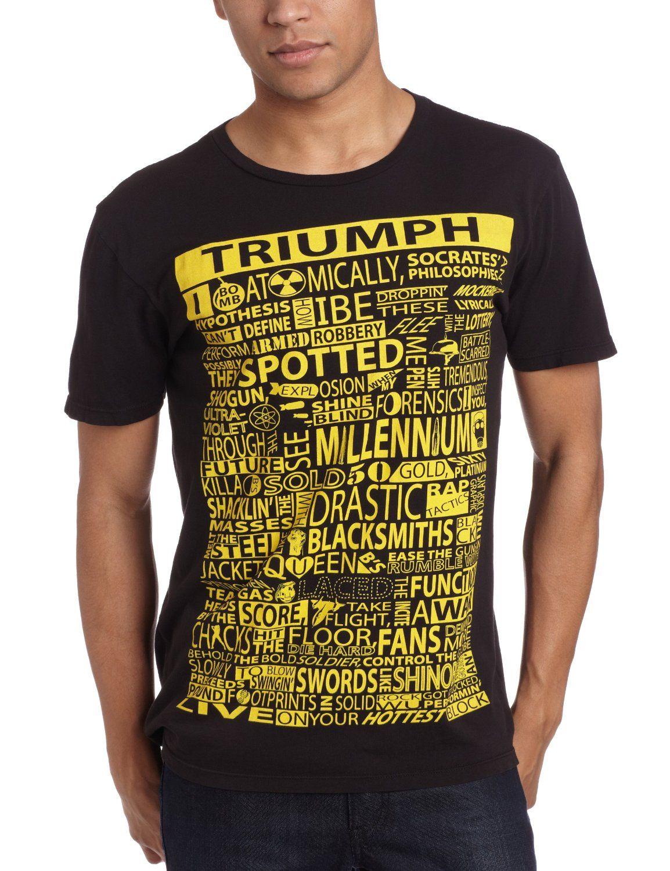 Wu Tang Clan Triumph T Shirt Just Got This Make This