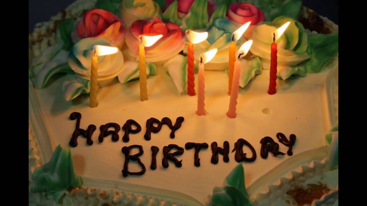 Pin On Happy Birthday Video
