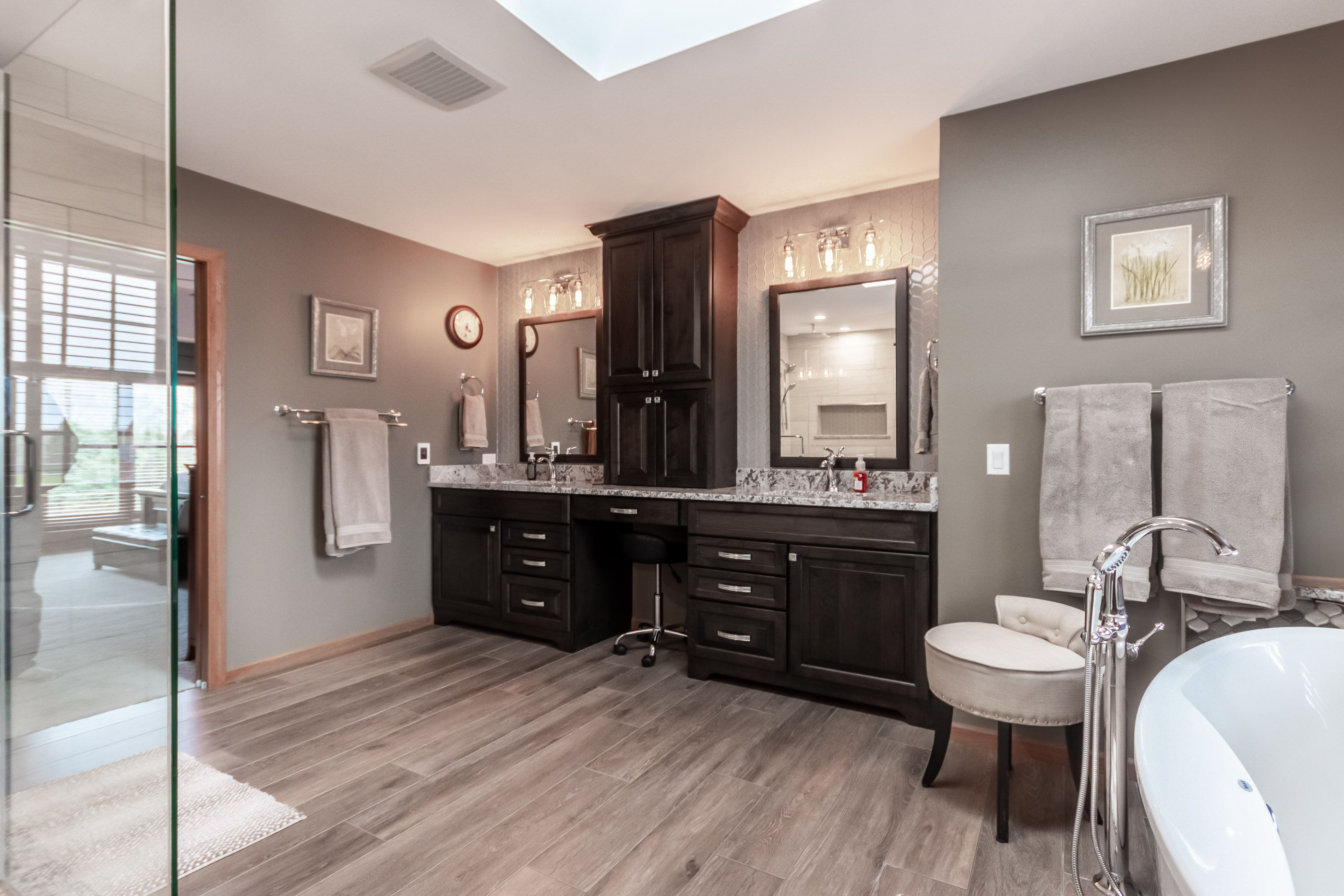 Before & After Remodel - Kitchen And Bath (See Video) In 2020 | Bathroom Design, Kitchen Remodel, Home Remodeling