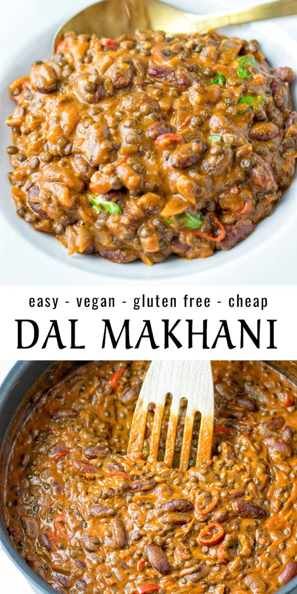 Photo of Dal Makhani