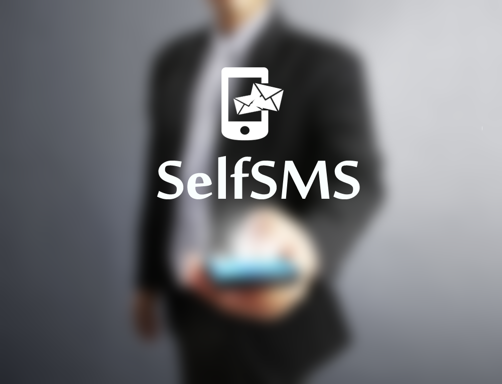 Empower your sms marketing and send campaigns of million sms in just one go through SelfSMS.