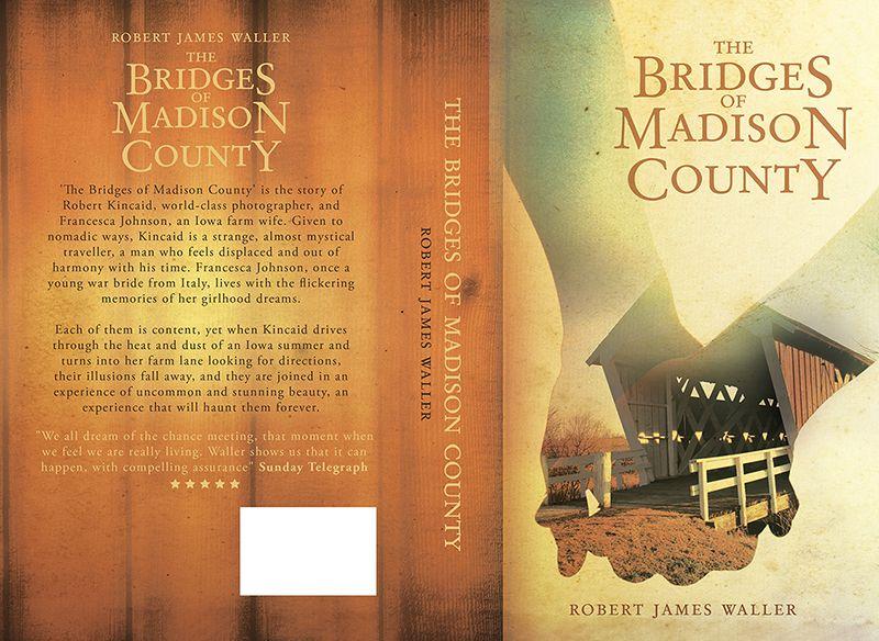 bridges of madison county | Creative Beast Book Cover Design: The Bridges of Madison County