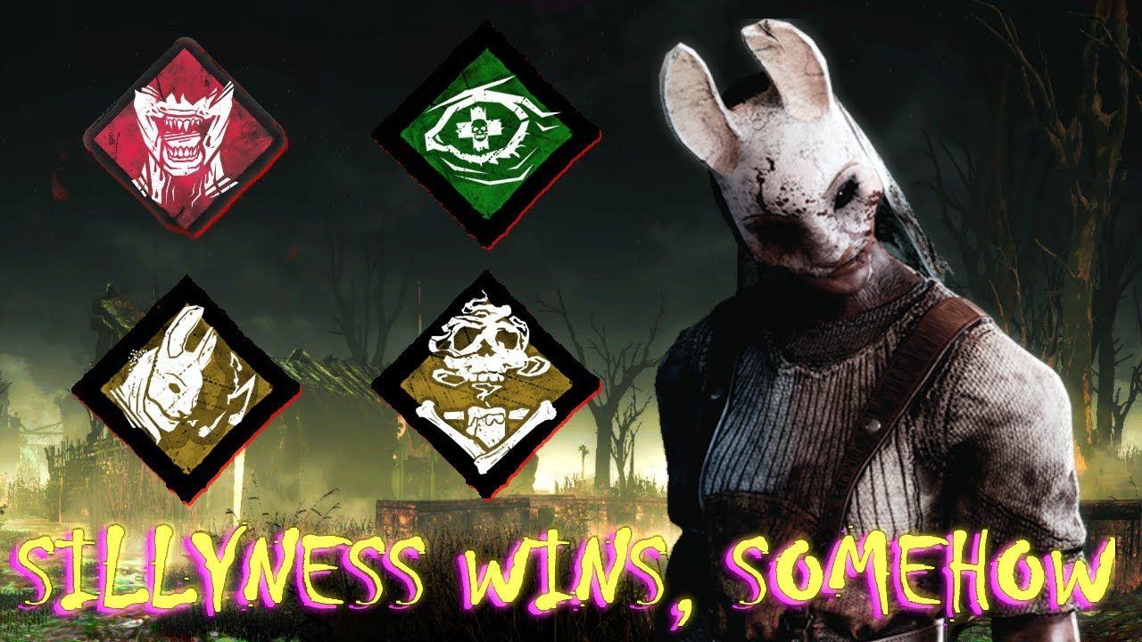 SILLYNESS WINS...SOMEHOW Dead By Daylight Dead, Win