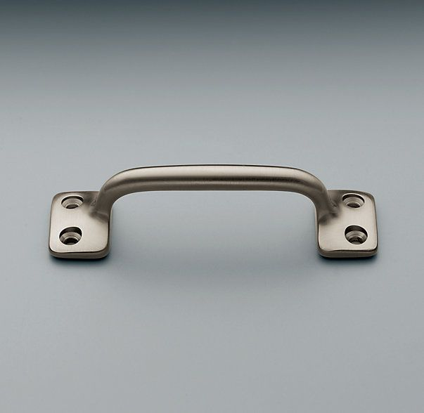 Lovely Single Screw Cabinet Handles