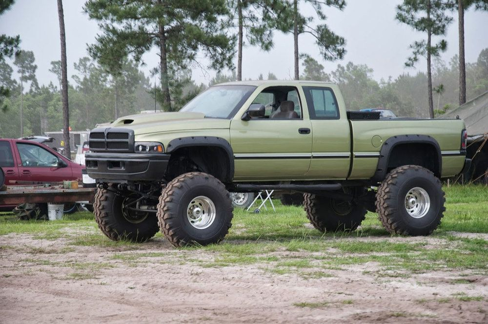 Eric Miller & his '96 Dodge | Riding | Dodge, Ram trucks