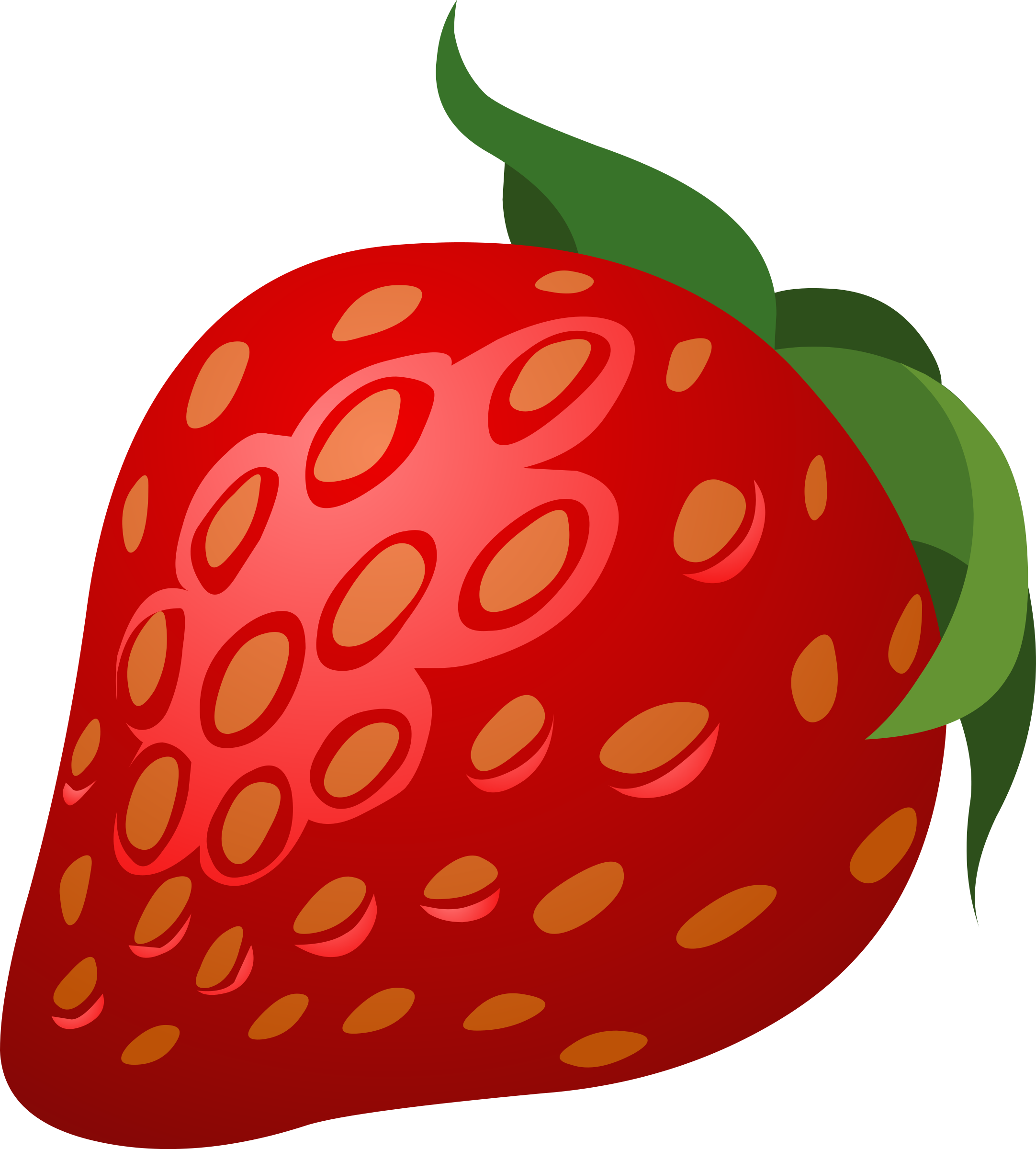 food strawberry by glitch this glitch clipart is about food