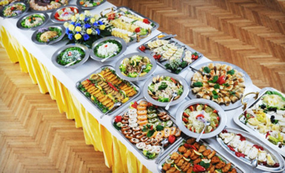 Up To 500 Toward Graduation Party Catering From Gigante Catering Two Options Available Wedding Food Table Buffet Food Catering Food