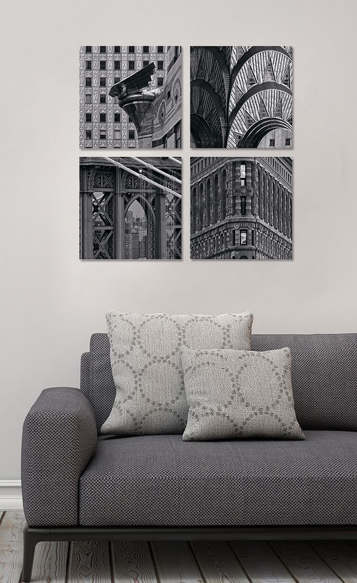New York B&W | Small spaces and Spaces