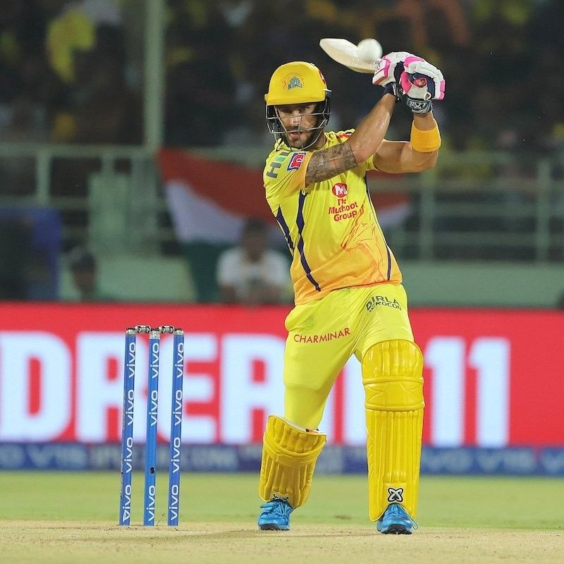 Csk into the ipl finals hatters will know why age