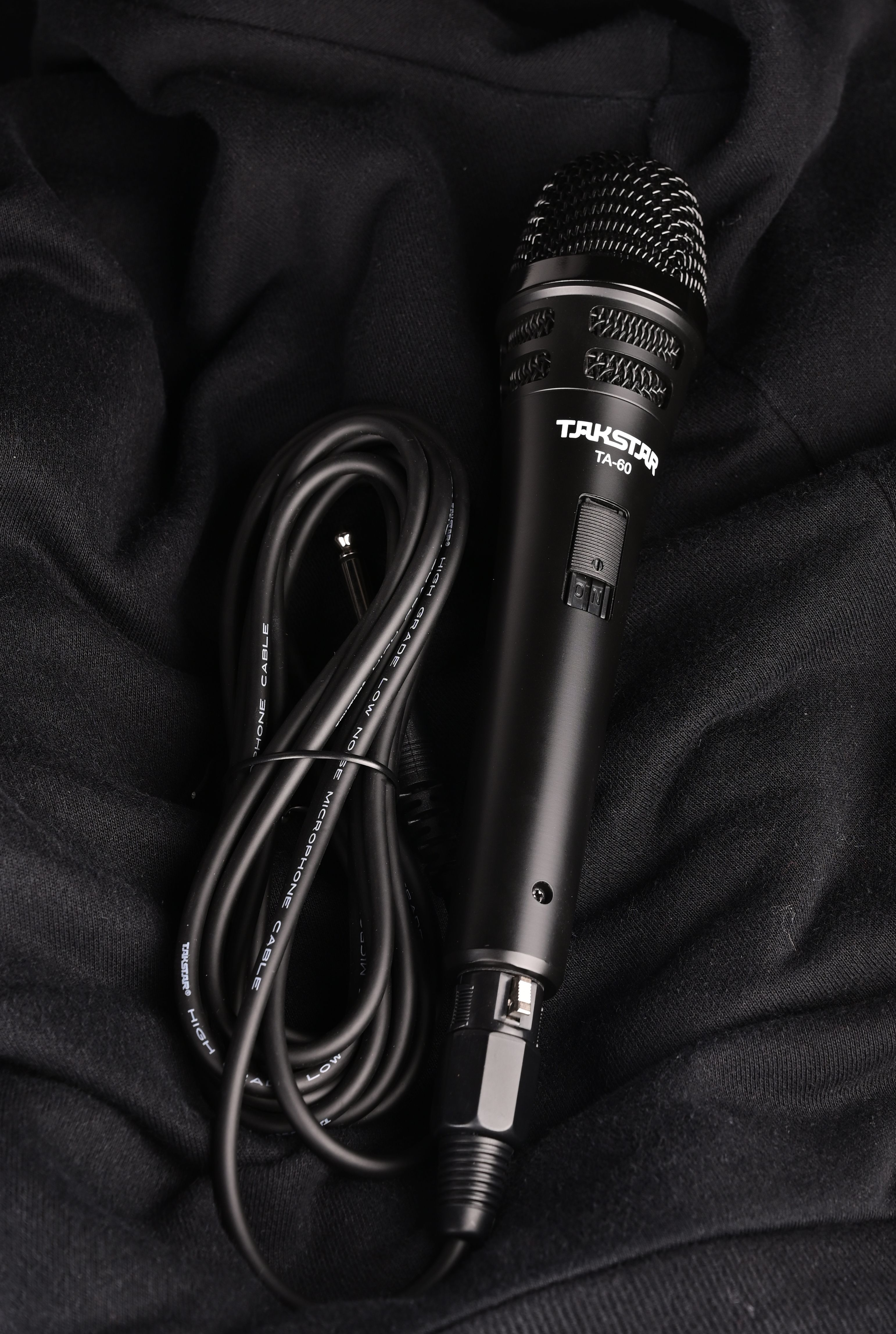 Takstar Ta 60 On Stage Dynamic Handheld Cardioid Microphone In 2020 Guangdong Microphone Electronic Products