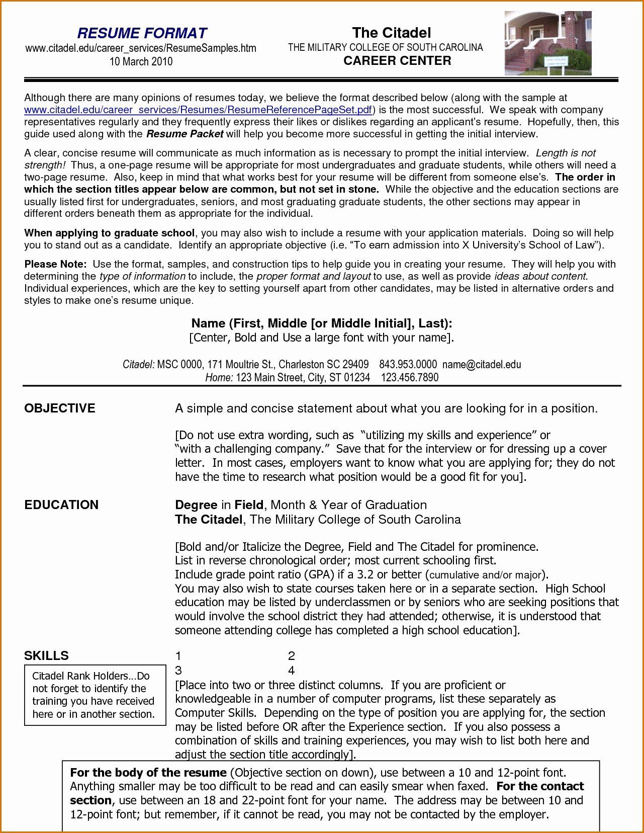 Resume Format New 2018 | Resume Format | Pinterest | Resume format ...