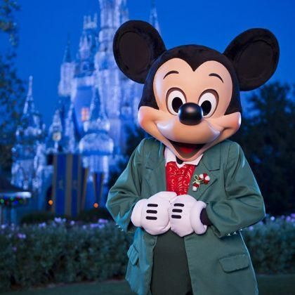 Holiday Decorating Inspiration from Walt Disney World