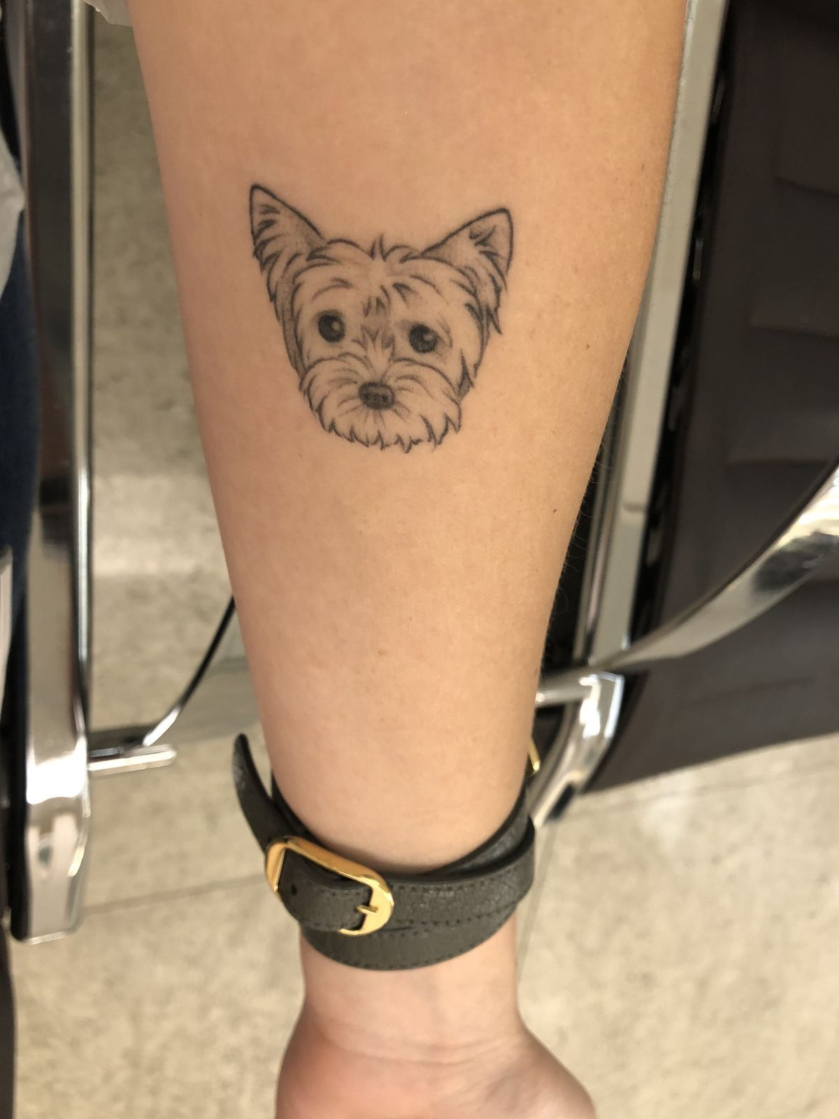 The 14 Best Yorkshire Terrier Tattoo Ideas Page 2 Of 3 Petpress In 2020 Small Animal Tattoos Tattoos Animal Tattoo