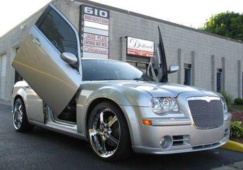 Chrysler 300 Vertical Doors Chrysler 300 Chrysler Super Cars