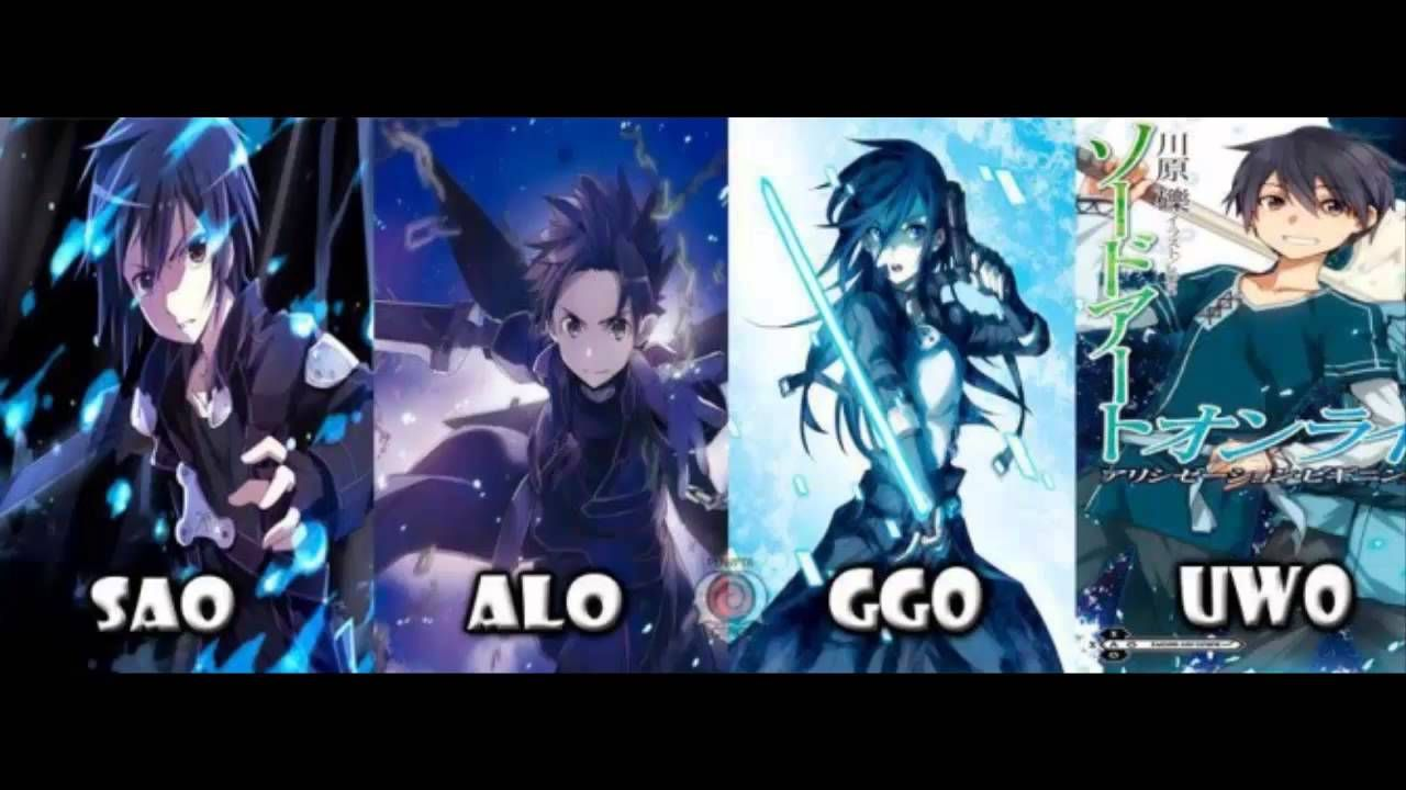 Im So Excited For The New Season Of Sword Art Online