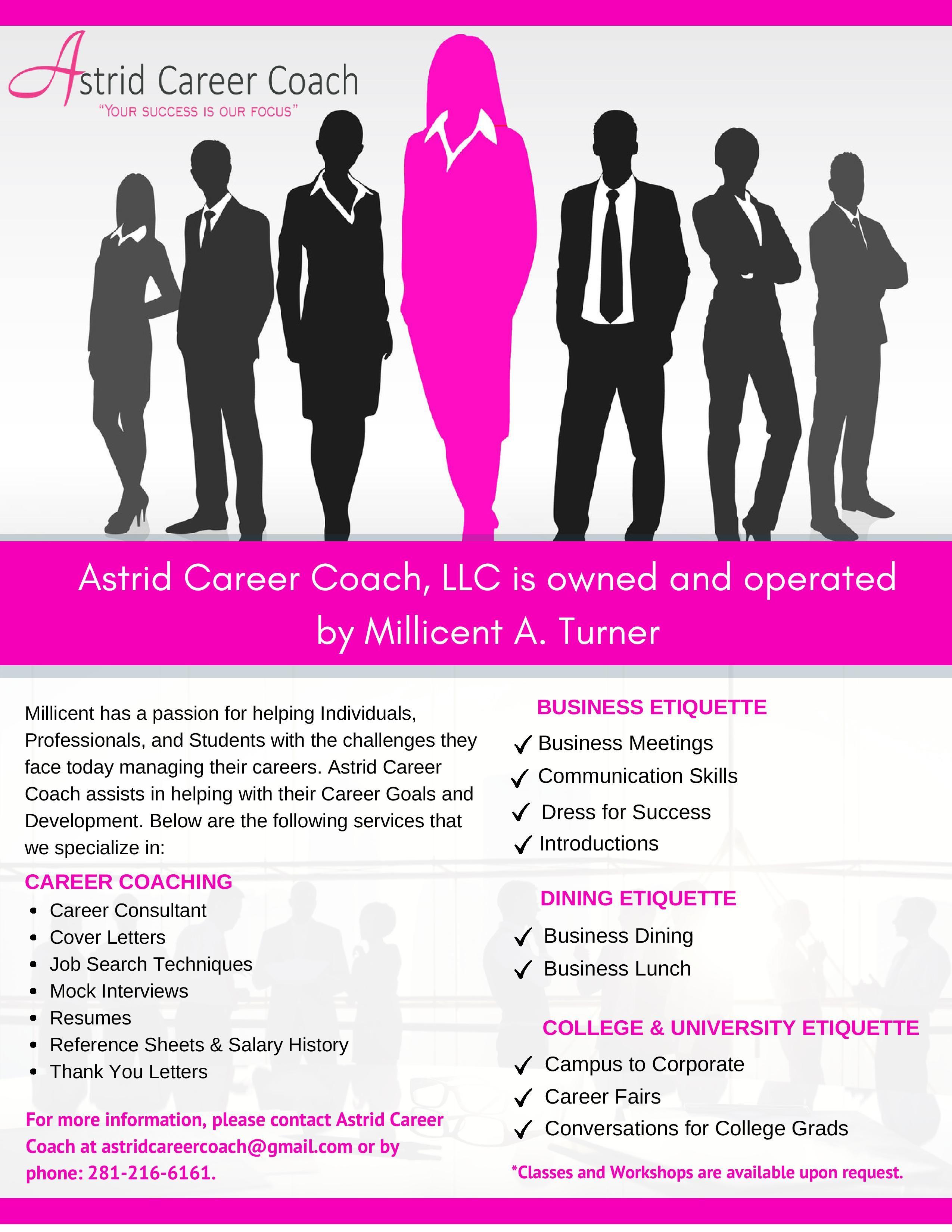 career coach cover letter etiquette interviewing resumes etc