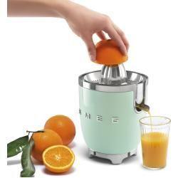 Small Kitchen Appliances Smeg Citrus Juicer Black Smegsmeg