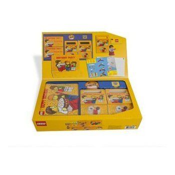 Amazon LEGO Birthday Decoration Cake Set 40153 Toys Games