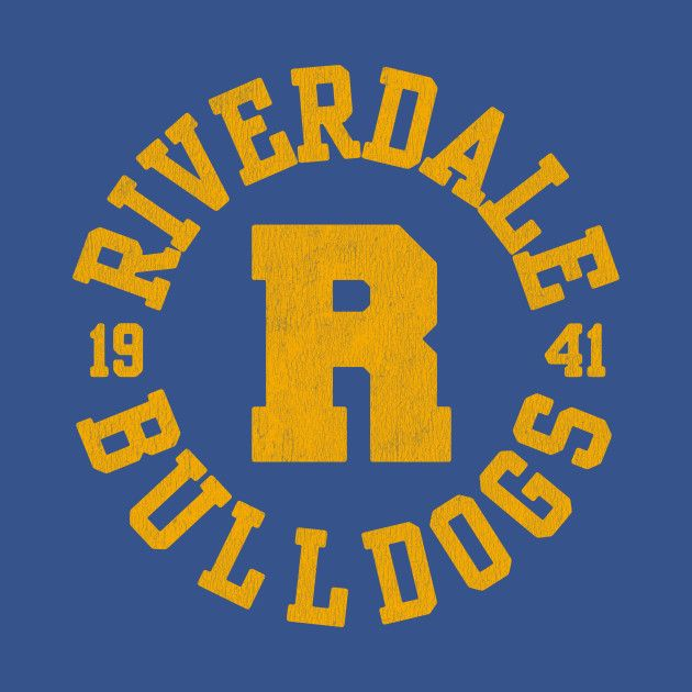 Check Out This Awesome Riverdalebulldogs Design On At Teepublic